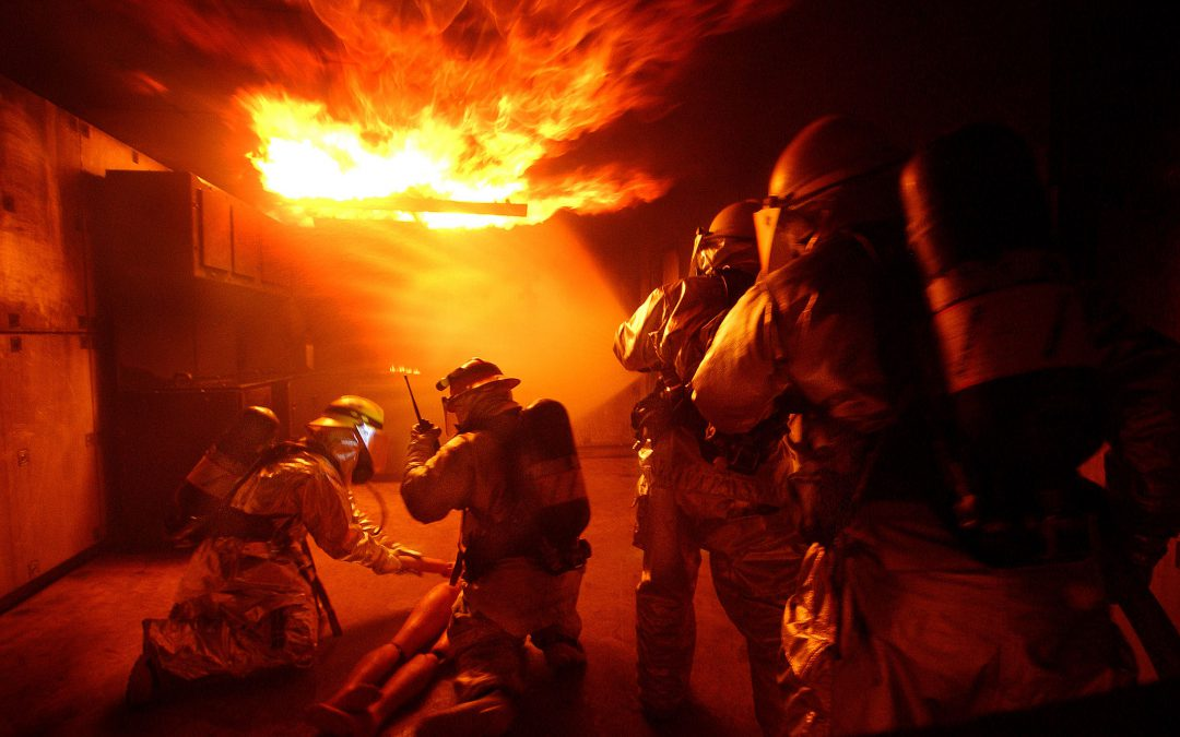 The Building Stage – Firefighting in wood buildings under construction