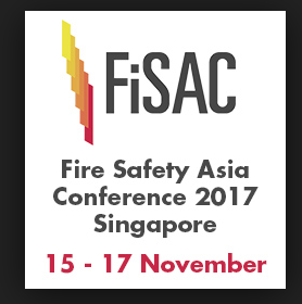 Blazemark Presents At Fire Safety Asia Conference