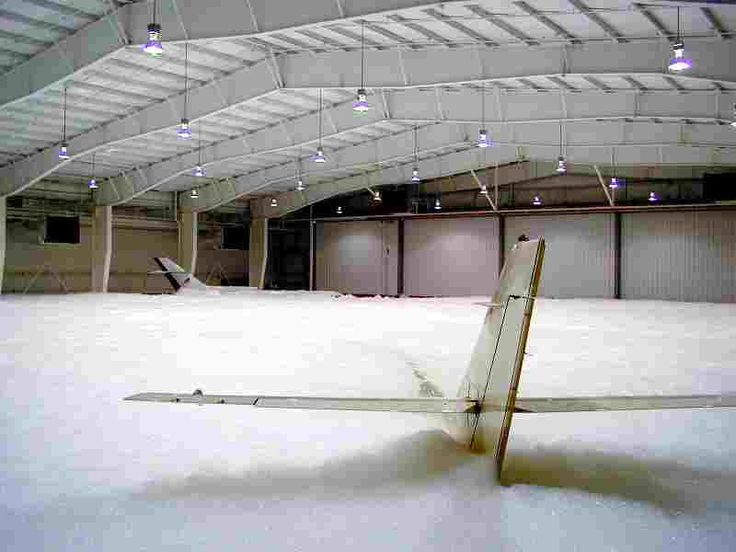 Pre-Incident Planning Could Have Saved Millions In Aircraft Destroyed By High Expansion Foam