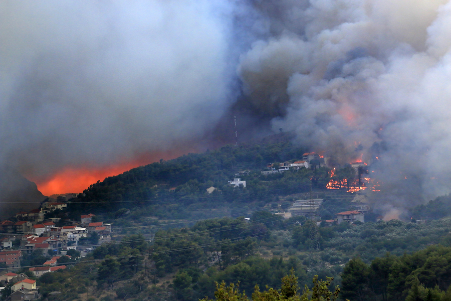 Pre-Incident Planning For Wildfires